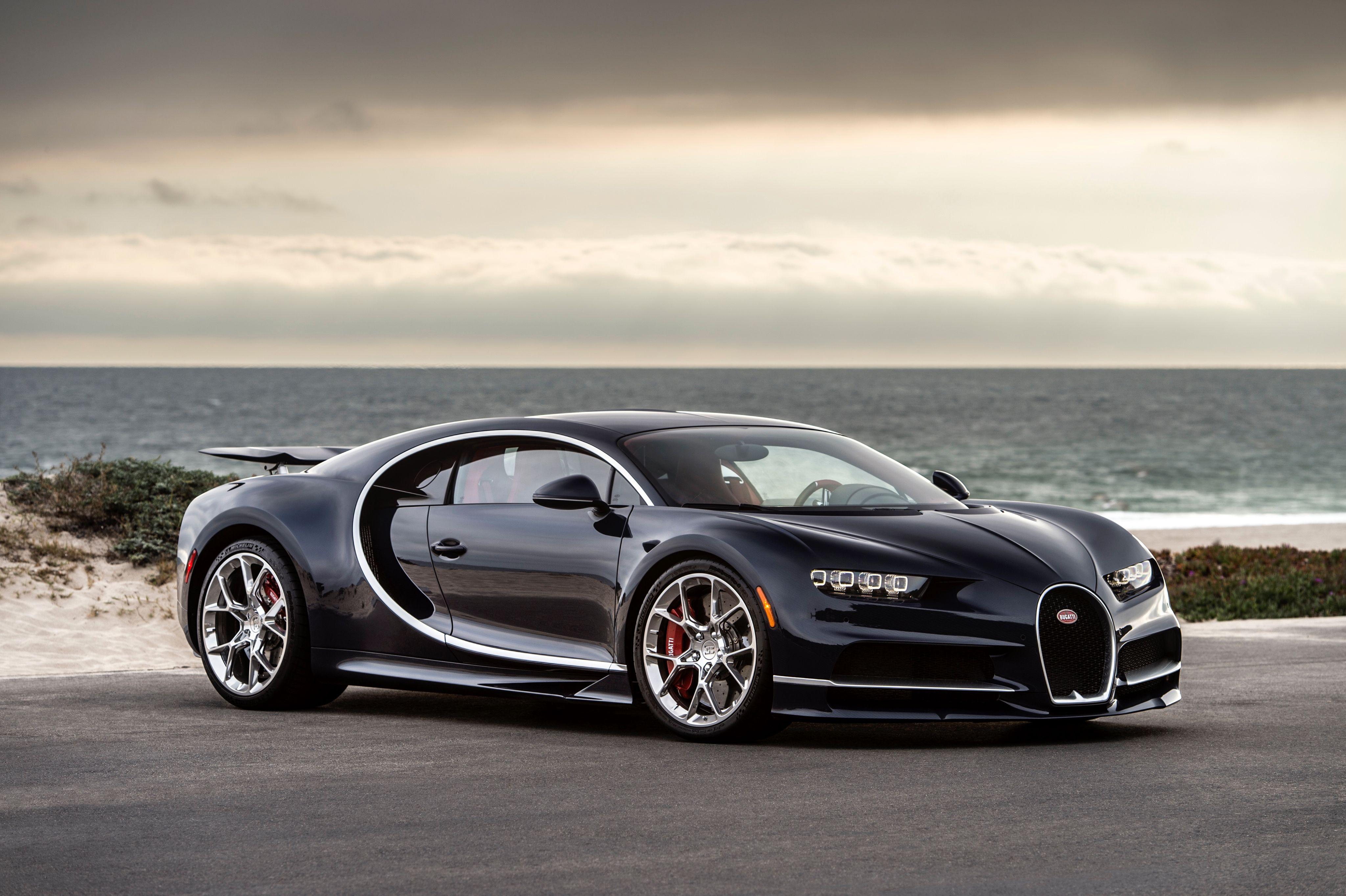 2016 Bugatti Chiron | Other Super Exotics or Unique Vehicles ...