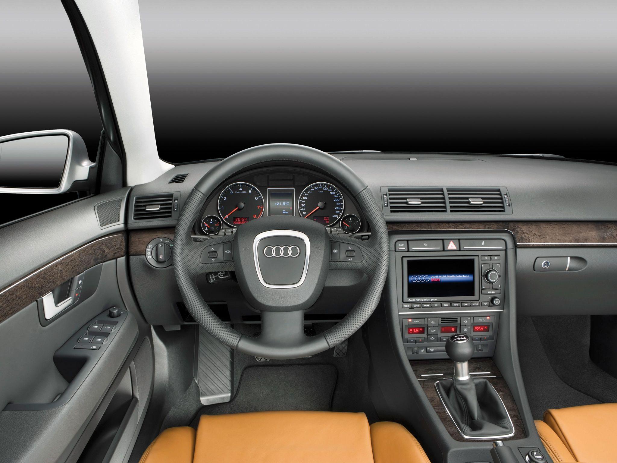 Audi A4 2 0t S Line Sedan B7 8e 2004 07 Autos Y Motos Autos Motos