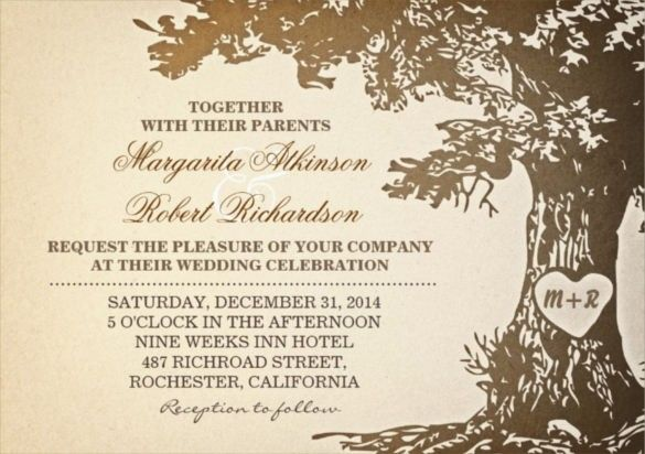 Fundraiser Invitation Templates 28 Vintage Wedding Invitation Templates  Vizio Wedding  Open House .