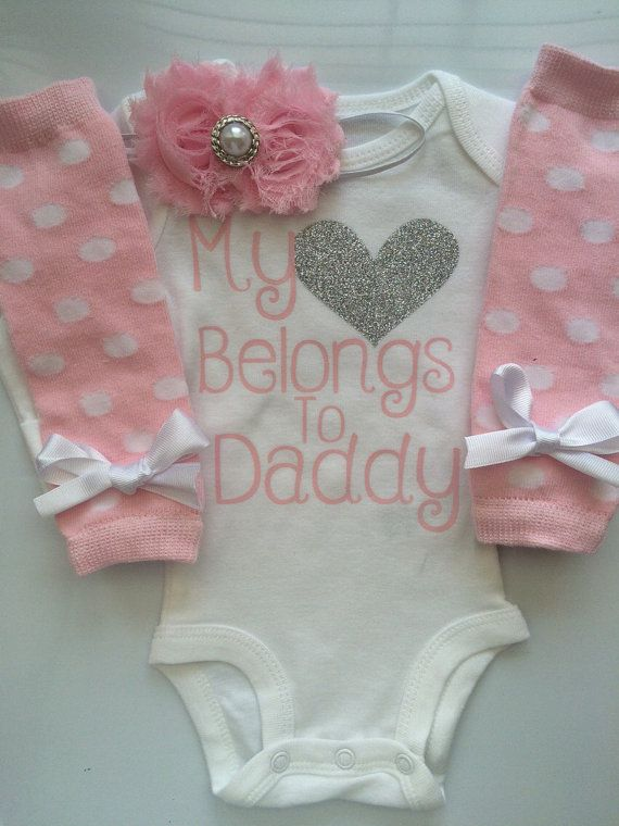 decdade00 Baby Girl Valentine s outfit -Coming home outfit - Newborn baby ...