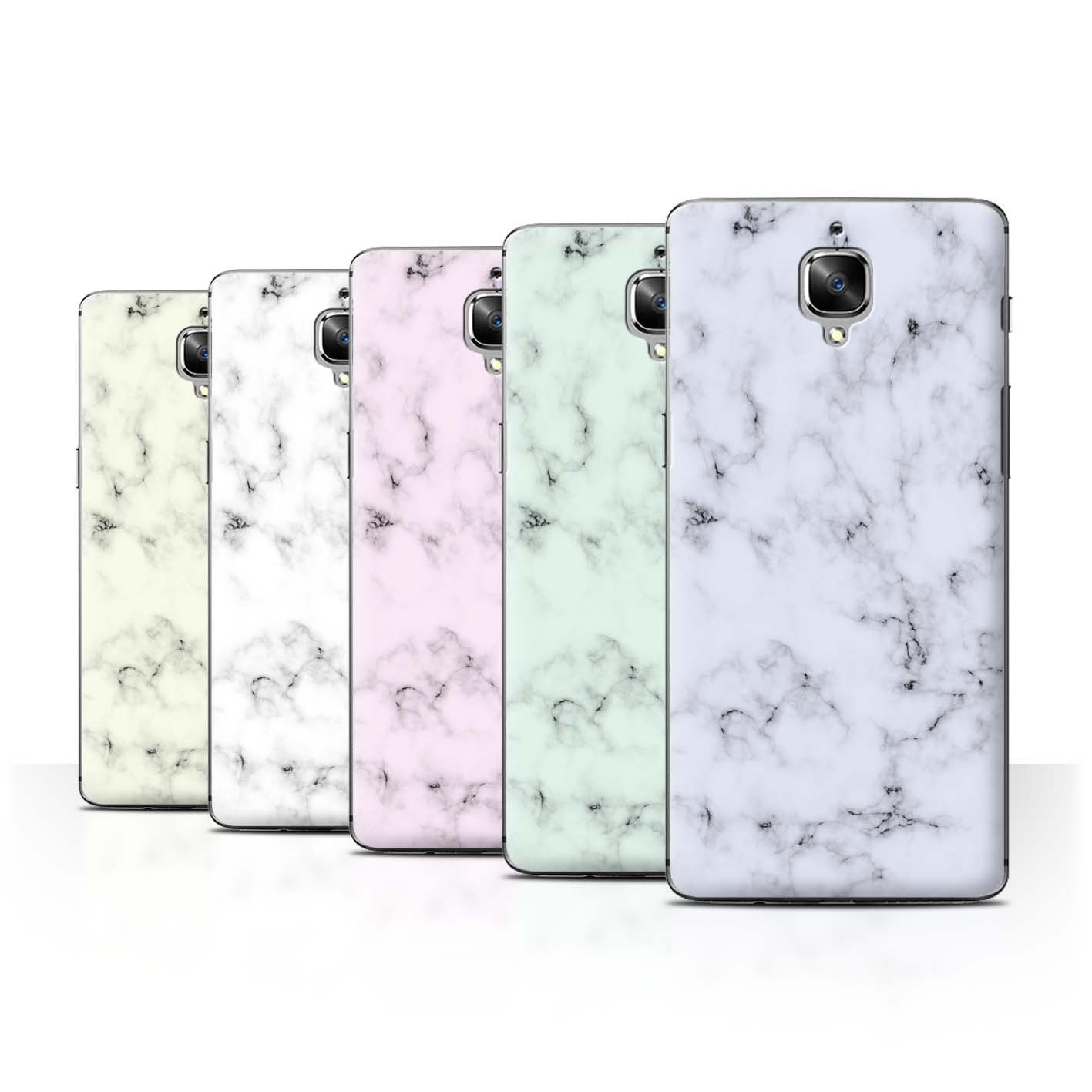 info for c916c 227a8 9.9AUD - Stuff4 Back Case/Cover/Skin For Oneplus 3/3T/Marble Rock ...