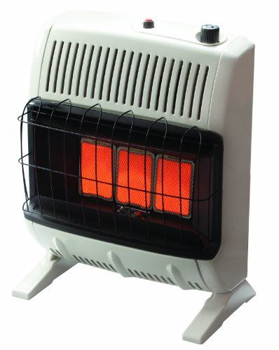 Mr Heater 20 000 Btu Propane Radiant Vent Free Heater