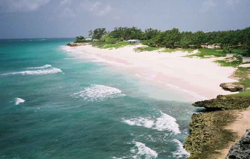 Silver Sands Beach Barbados Where I Learned To Fish