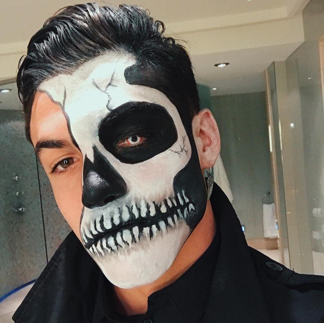 Pin de Lorena Villalpando en Grayson Dolan Maquillaje