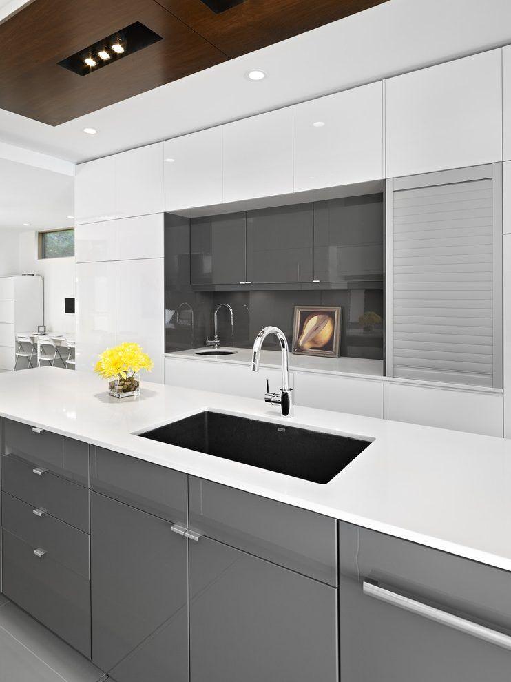 Modern Kitchen Edmonton Interior Design Modern Kitchen Cabinet Design Kitchen Cabinet Design Modern Kitchen Cabinets