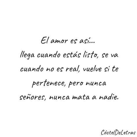Es así... . . . . . . . . . . . . #reflexiones #instafrases #ella #vida #besos #escribir #frasesdeamor #instagood #citas #poemasdeamor…