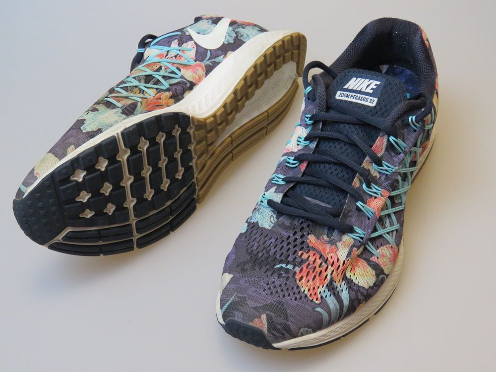 8dd20981a807 Nike Air Zoom Pegasus 32 Photosynthesis Floral Men s Size 10.5 Shoes 724380- 401  Nike  AthleticSneakers