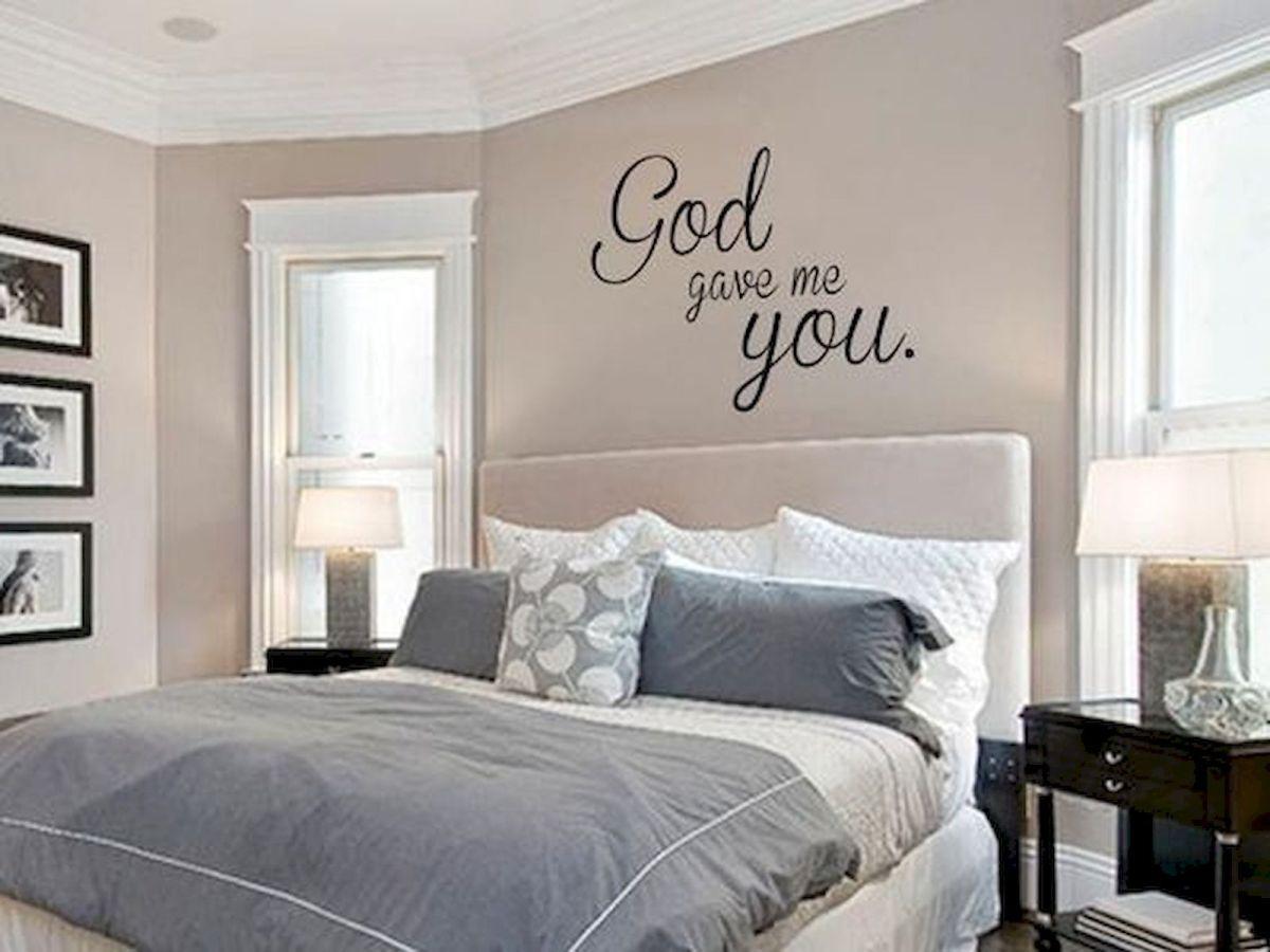 55 Romantic DIY Bedroom Decor for Couple (5) | Bedroom ...