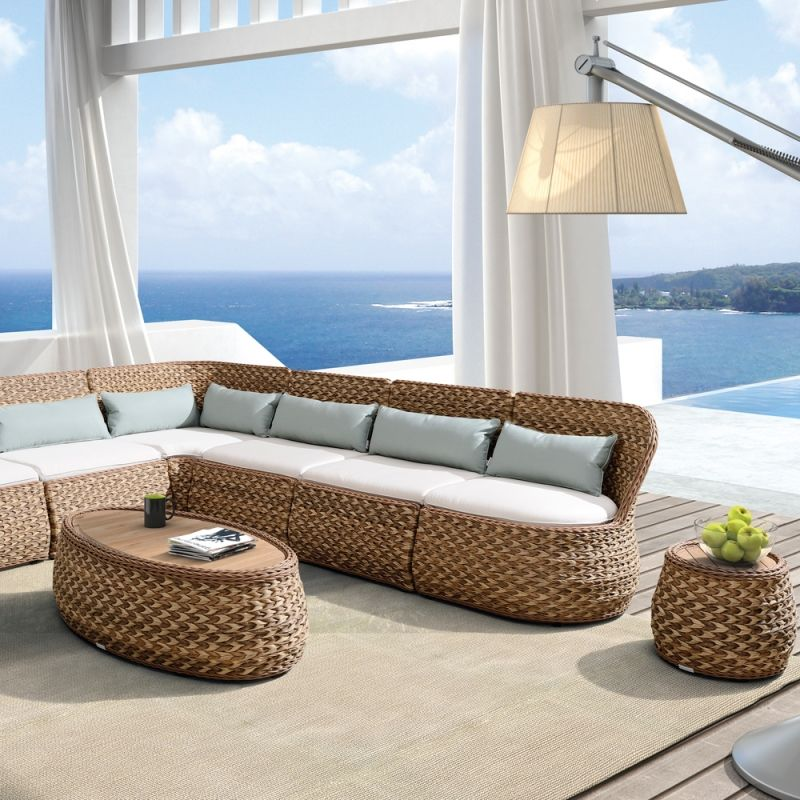 Higold Mosch Corner Sofa Set From 245 A New Corner Sofa Set For Your Garden Lounge In Style On Th Outdoor Lounge Set Corner Sofa Set Outdoor Furniture Sets