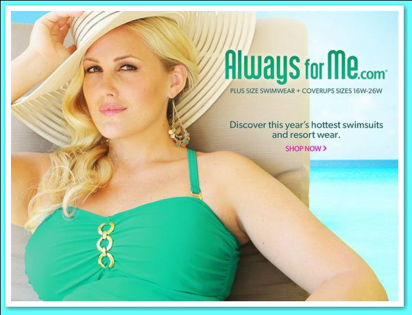 95399e035545f Always For Me Plus Size Swimsuits - 2014