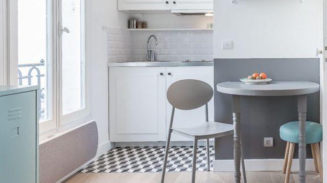 petite cuisine quipe pour un studio - Petite Cuisine Equipee Pour Studio