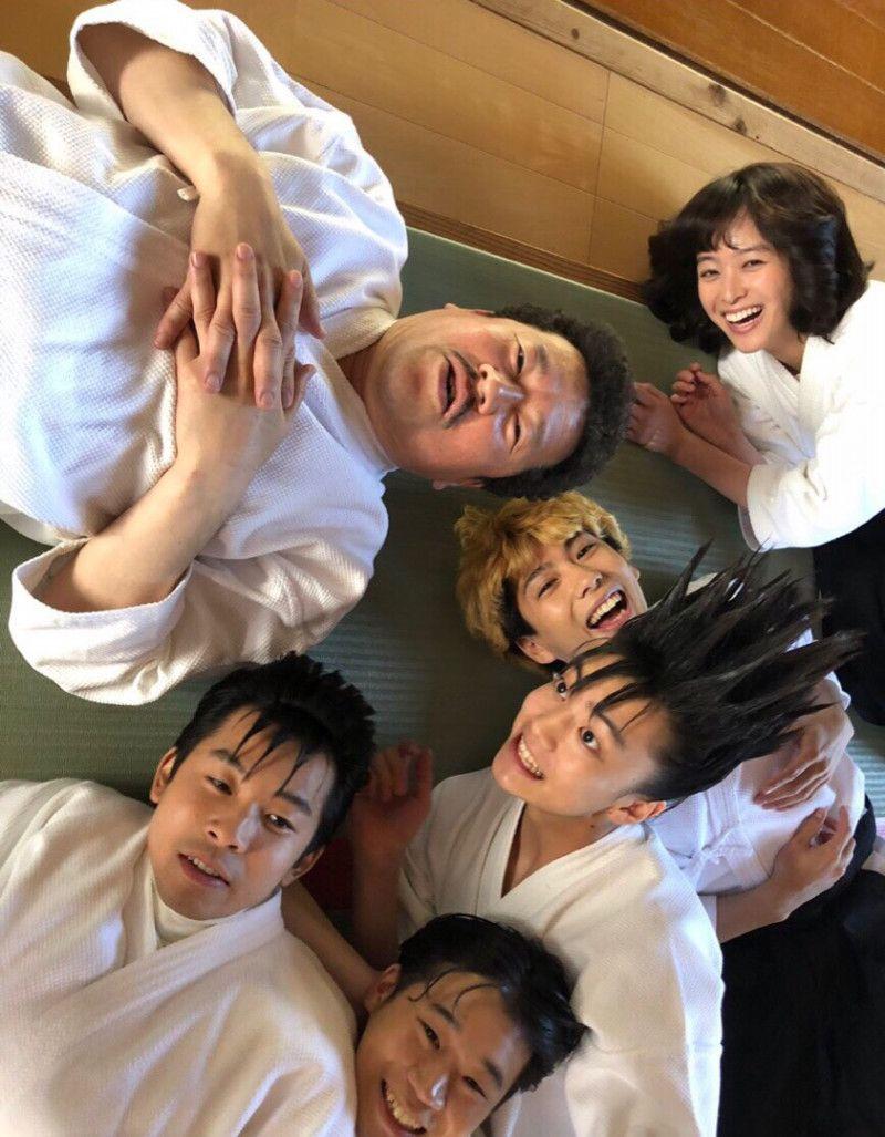 今日から俺は オフィシャルブログ Powered By Ameba 俳優 健太郎 ドラマ 賀来賢人