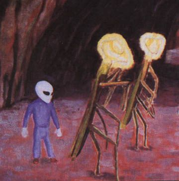 David Huggins | Alieni