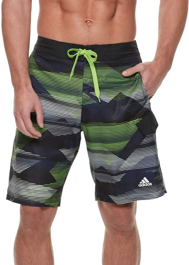 f529fa7e90 adidas Men's Vortex e-Board Swim Shorts in 2019   Bathing Suits ...