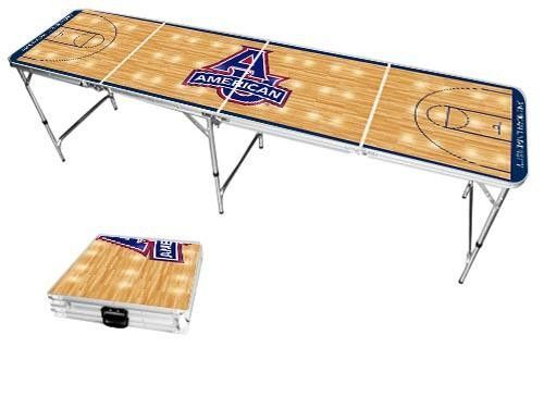 American Eagles Basketball Court Portable Folding Table