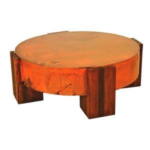 Round Tucson Coffee Table