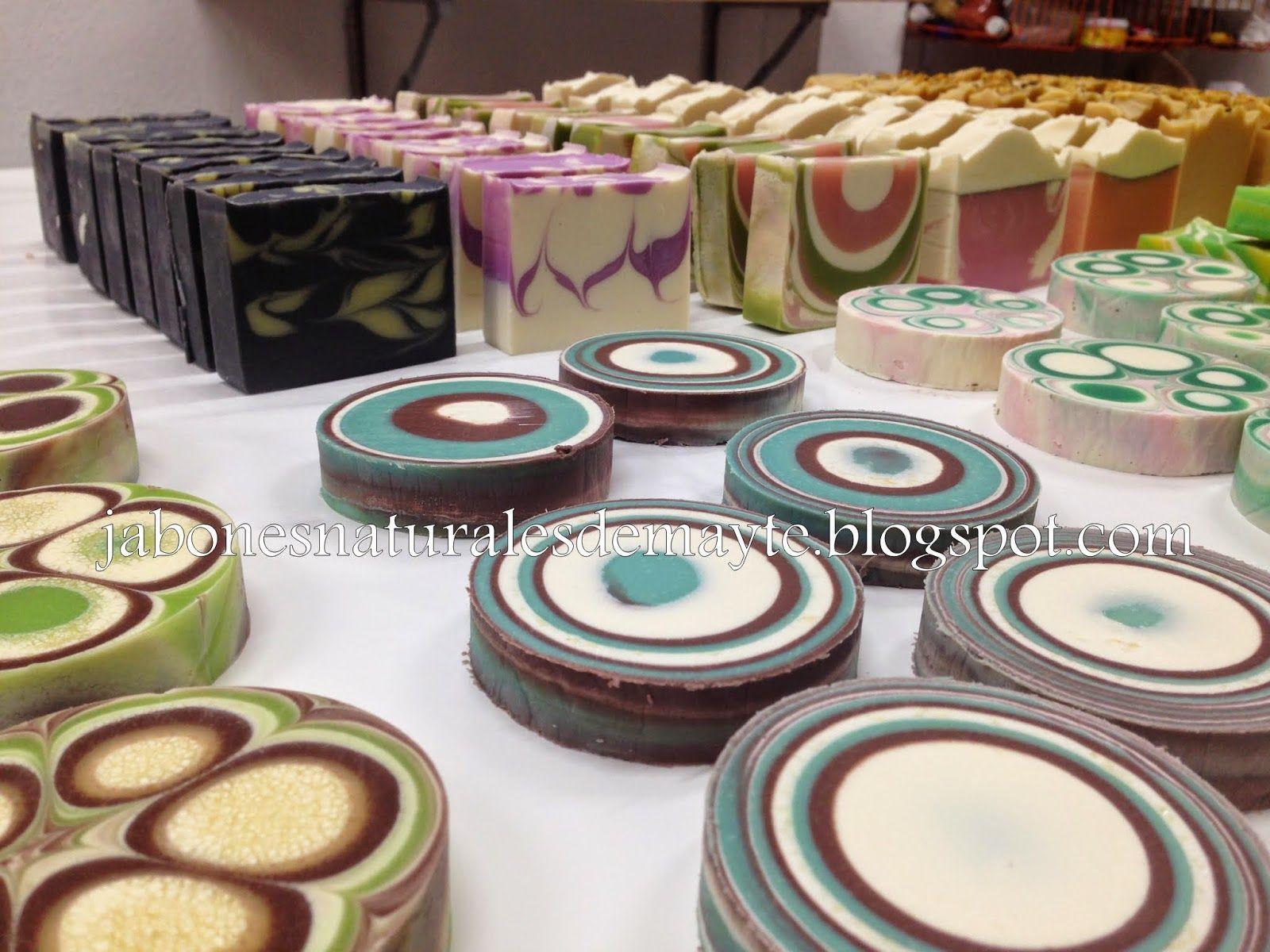 JABONES NATURALES DE MAYTE Taller de Elaboración de Jabón artesanal