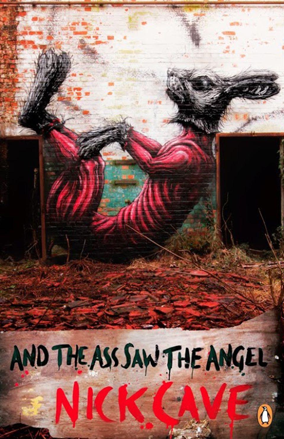 Penguin Street Art transforma arte de rua em capas de livros