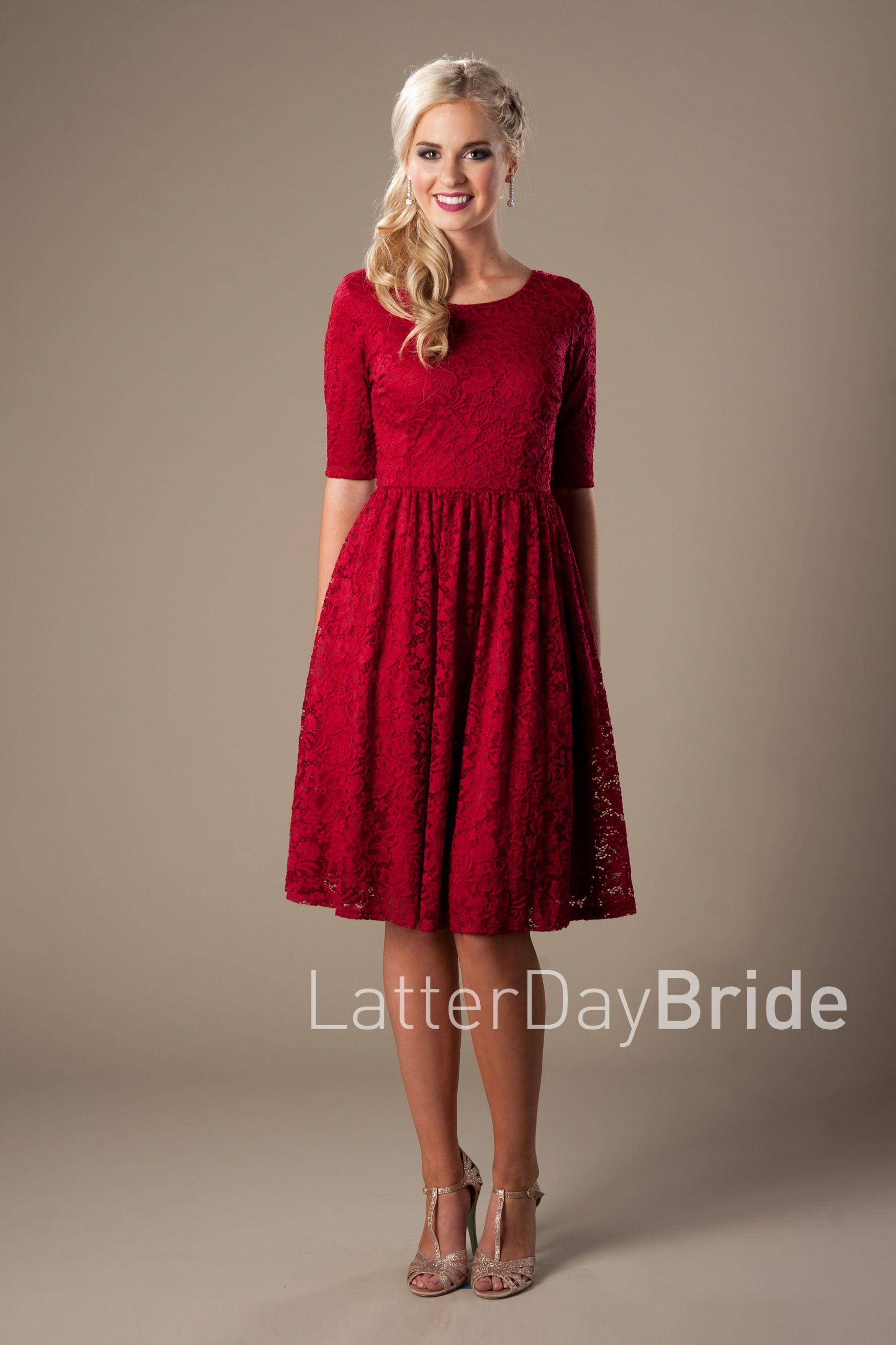 1c1e0d4749e5 MW22880 Modest Formal Dresses, Affordable Bridesmaid Dresses, Modest Outfits,  Lace Dresses, Latter