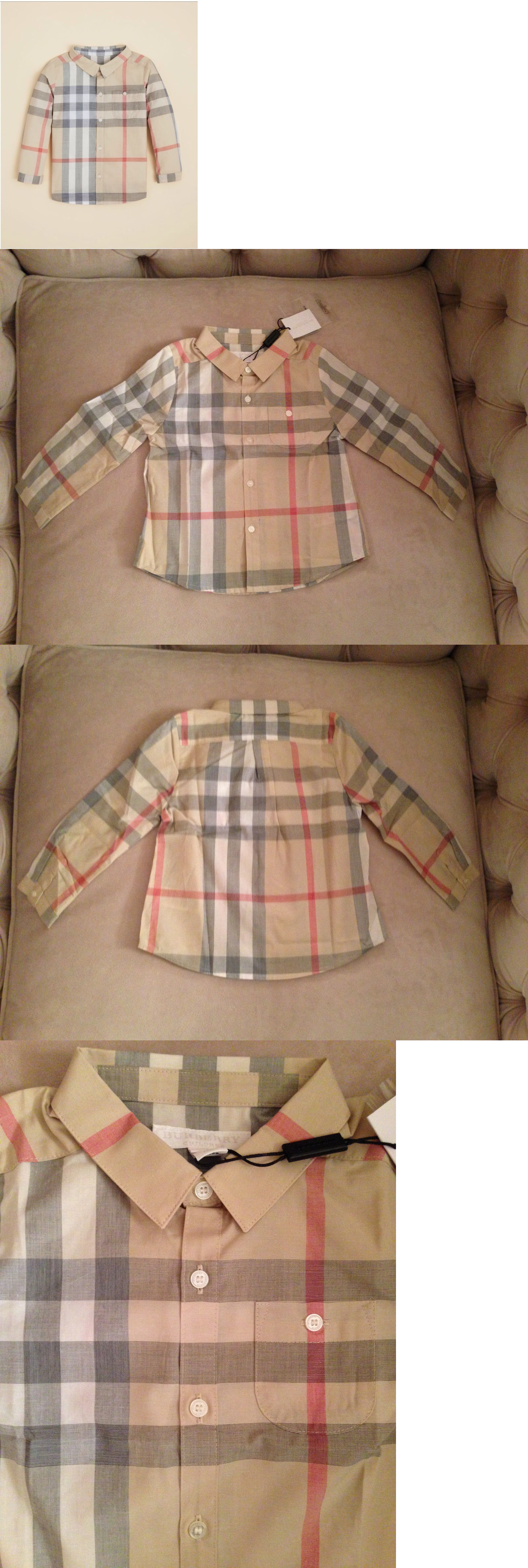 Baby Boys Clothing And Accessories Burberry Toddler Boys Trauls