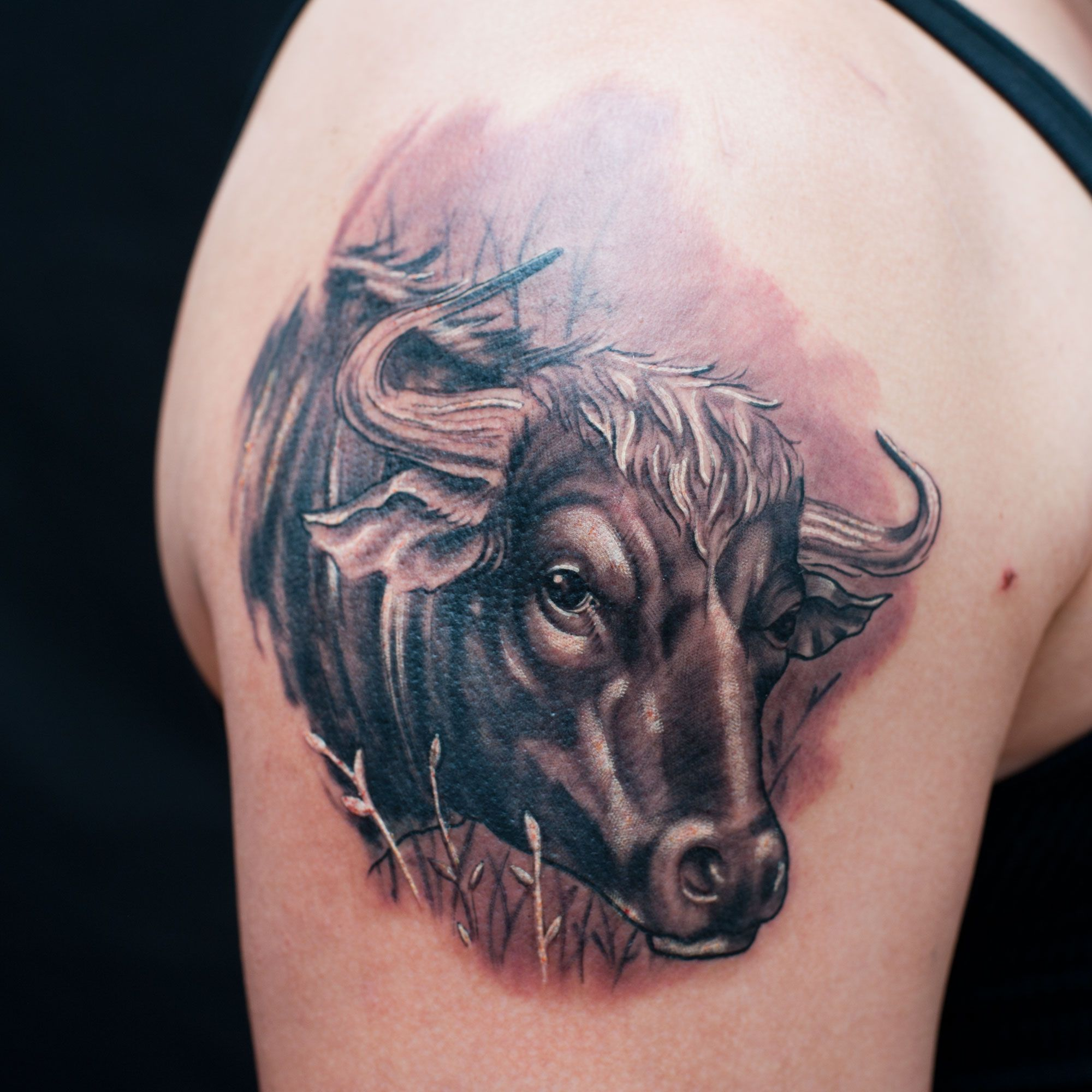 Check out this high res photo of Lalo Yunda's tattoo from