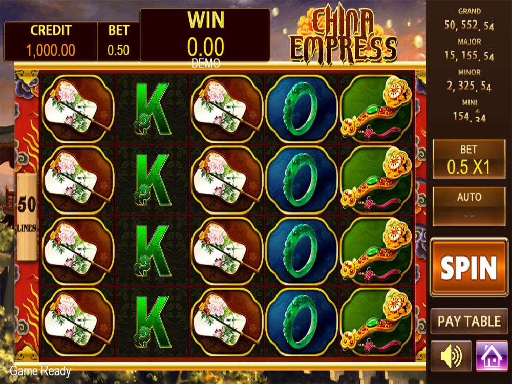 China Empress Slot Slots Gamblerspick With Images Slot Top Online Casinos Table Games