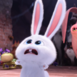 Snowball The Secret Life Of Pets Hewan Ilustrasi Kelinci