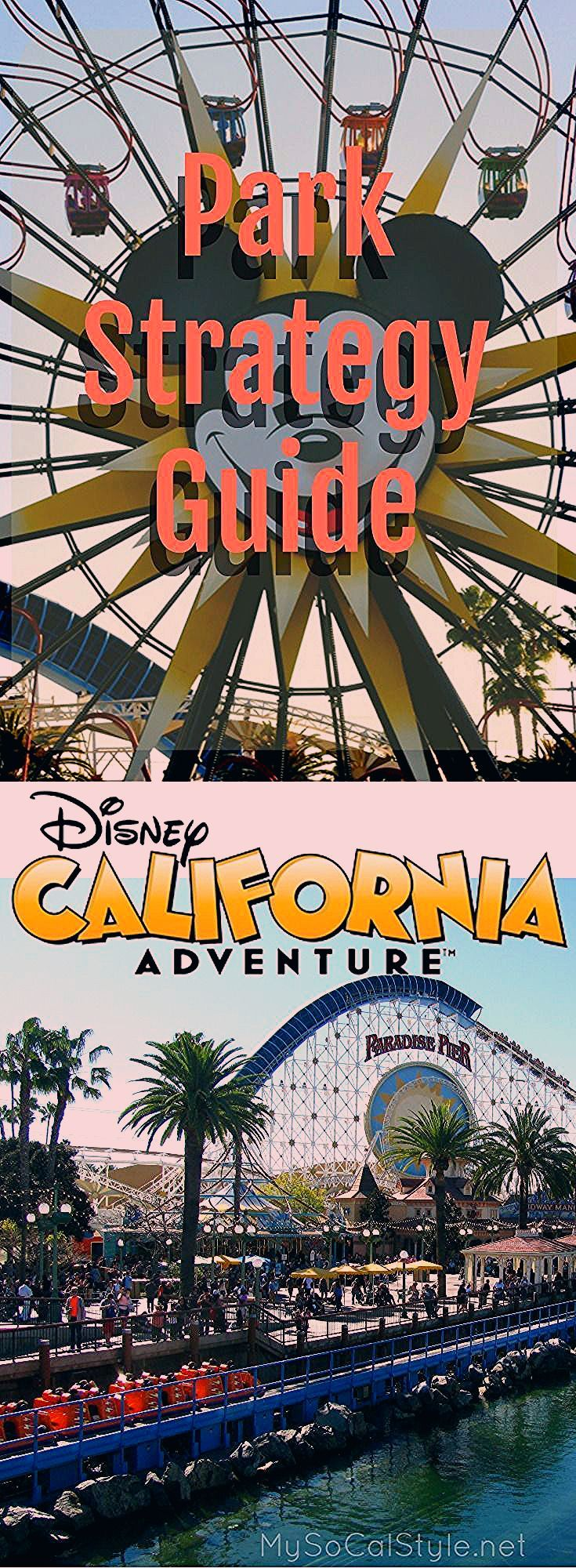 Photo of Best Strategies for Disney's California Adventure | The Pixie Dusted Planner