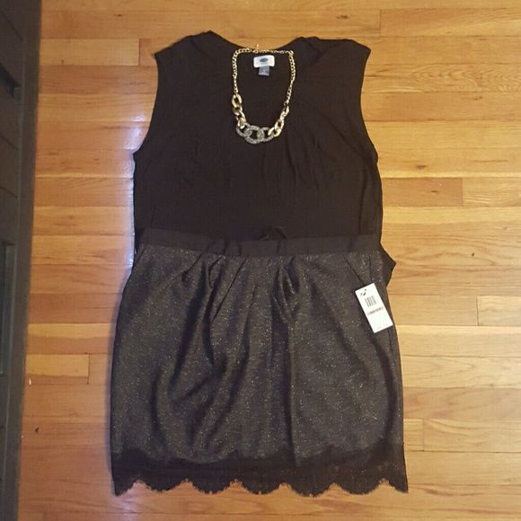 FLASH SALE Jessica Simpson Skirt Stylish tweed skirt with scalloped lace trim,  zipper back and pockets. Jessica Simpson Skirts Mini