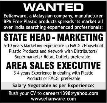 Vacancies For Eelianware Malaysia How To Apply Bpa Free Plastic Job