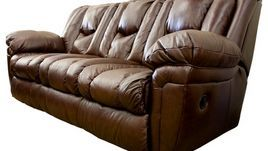 How To Remove Greasy Head Stains From A Leather Sofa