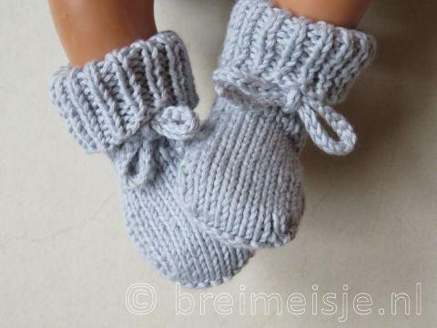 New Patroon babysokjes breien UITGEBREIDE UPDATE | Handavinna | Breien @OL79