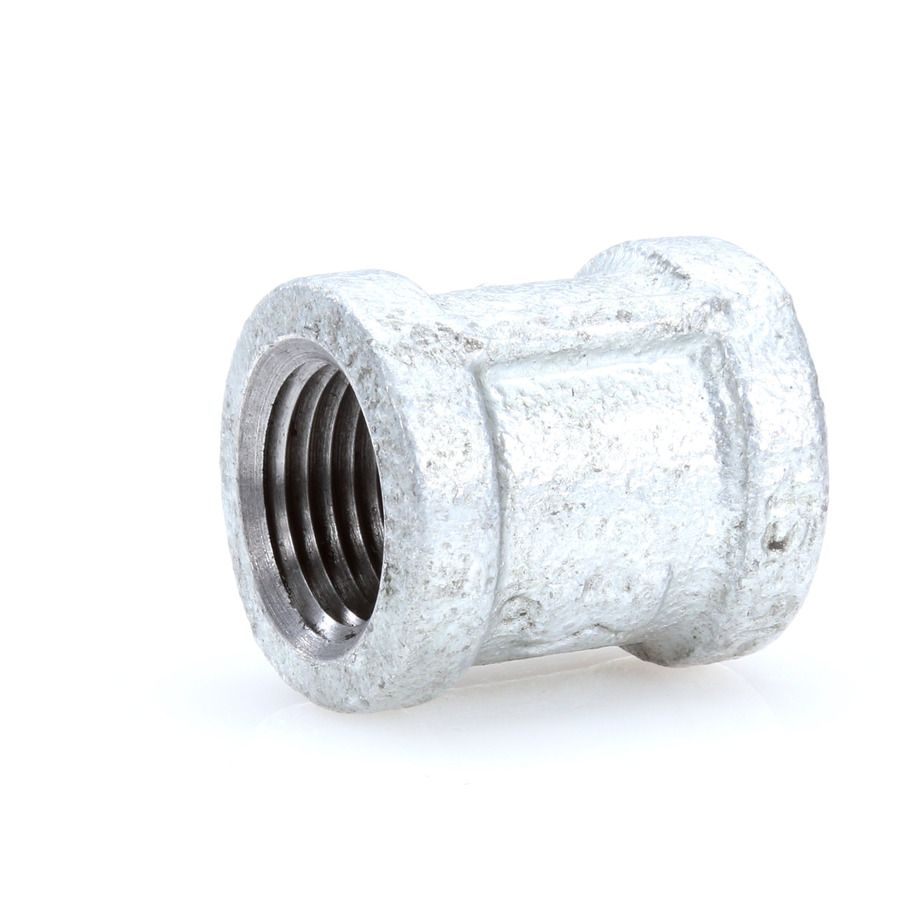 Mueller Proline 1 2 In Dia Galvanized Coupling Fittings 60603 In 2020 Galvanized Fittings Galvanized Fittings