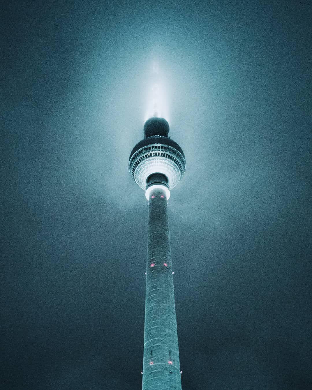 Berliner Fernsehturm Zum Ausdrucken - BERLINGERMAN