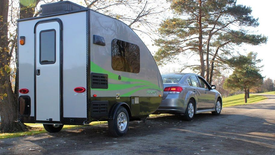 Tiny Trailers Travel Light Airstream Travel Trailers Light