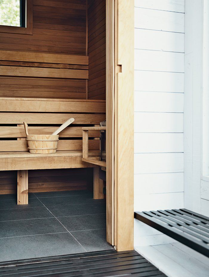 10 Sterling Saunas in Modern Homes | Saunas, Architects and Modern