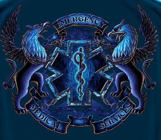 Emt Blue Star Of Life Ems Pinterest   Tattoo Design Bild   Ems tattoos, Firefighter paramedic ...