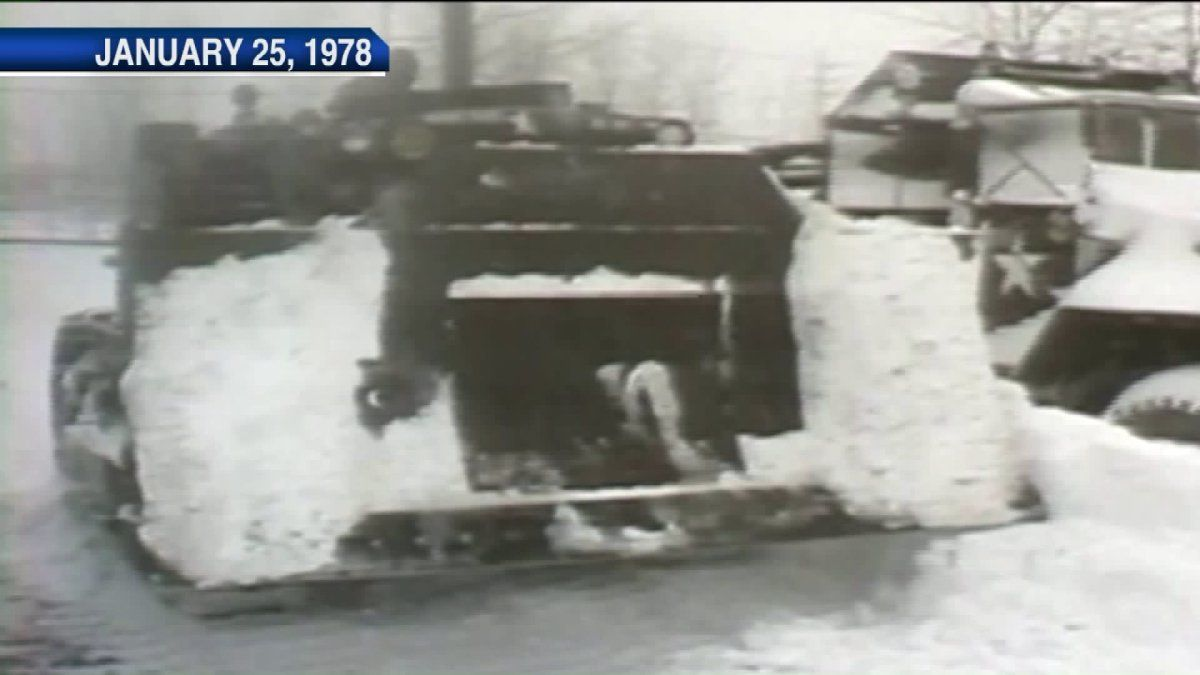 Blizzard of '78 A look at the legendary storm that