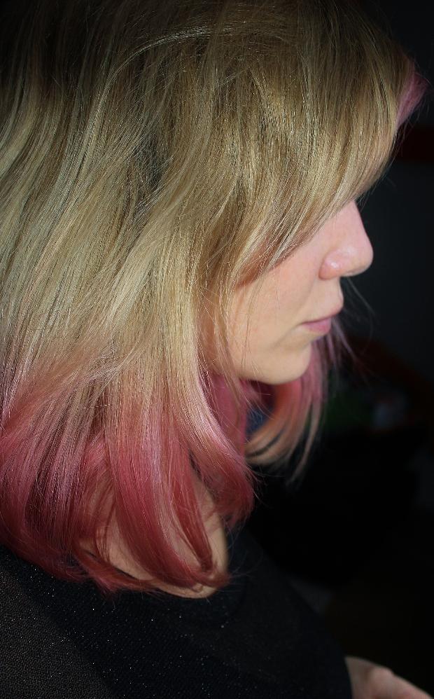 Color Refresh Pink Pop från Maria Nila. Hår och skönhet