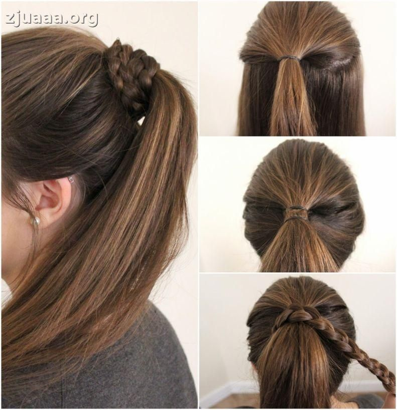 Image Result For Hair Styles Step By