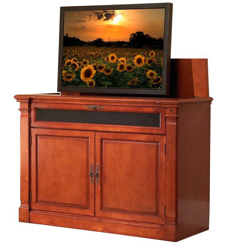 Adonzo 70052 cherry tv lift for 60 flat screen