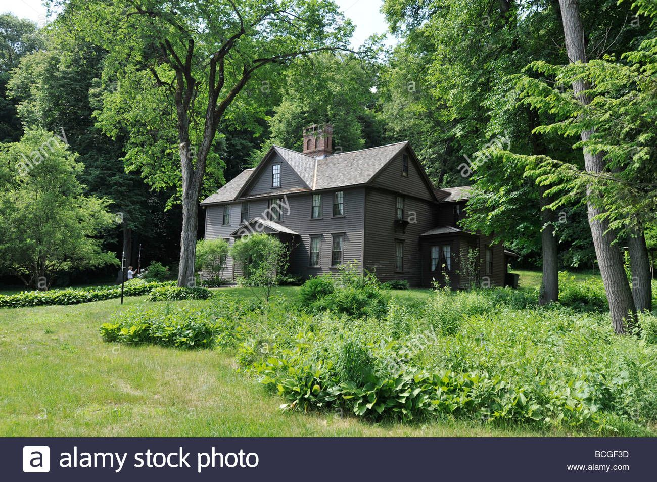 Orchard House The Childhood Home Of Author Louisa May Alcott And