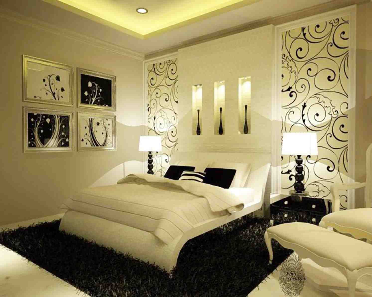 How To Decorate Bedroom For Romantic Night Camere Da Letto Di