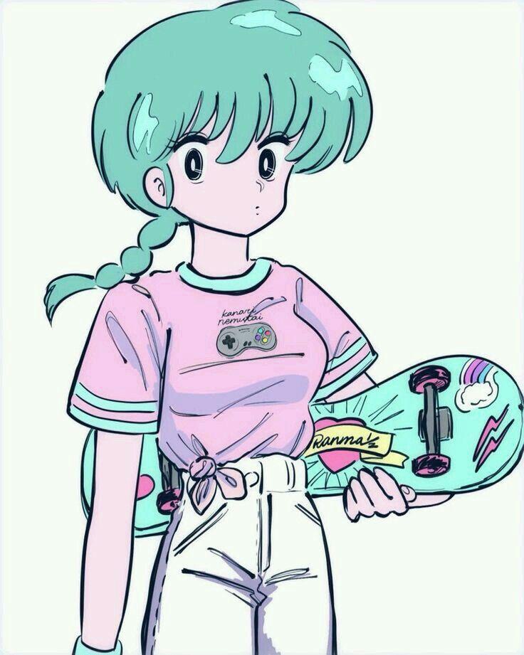 Pin By Jayson On Ranma 1 2 Anime Anime Life Old Anime