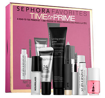 NEW Sephora Favorites – Time To Prime $25 ($51 value) » usmomdeal