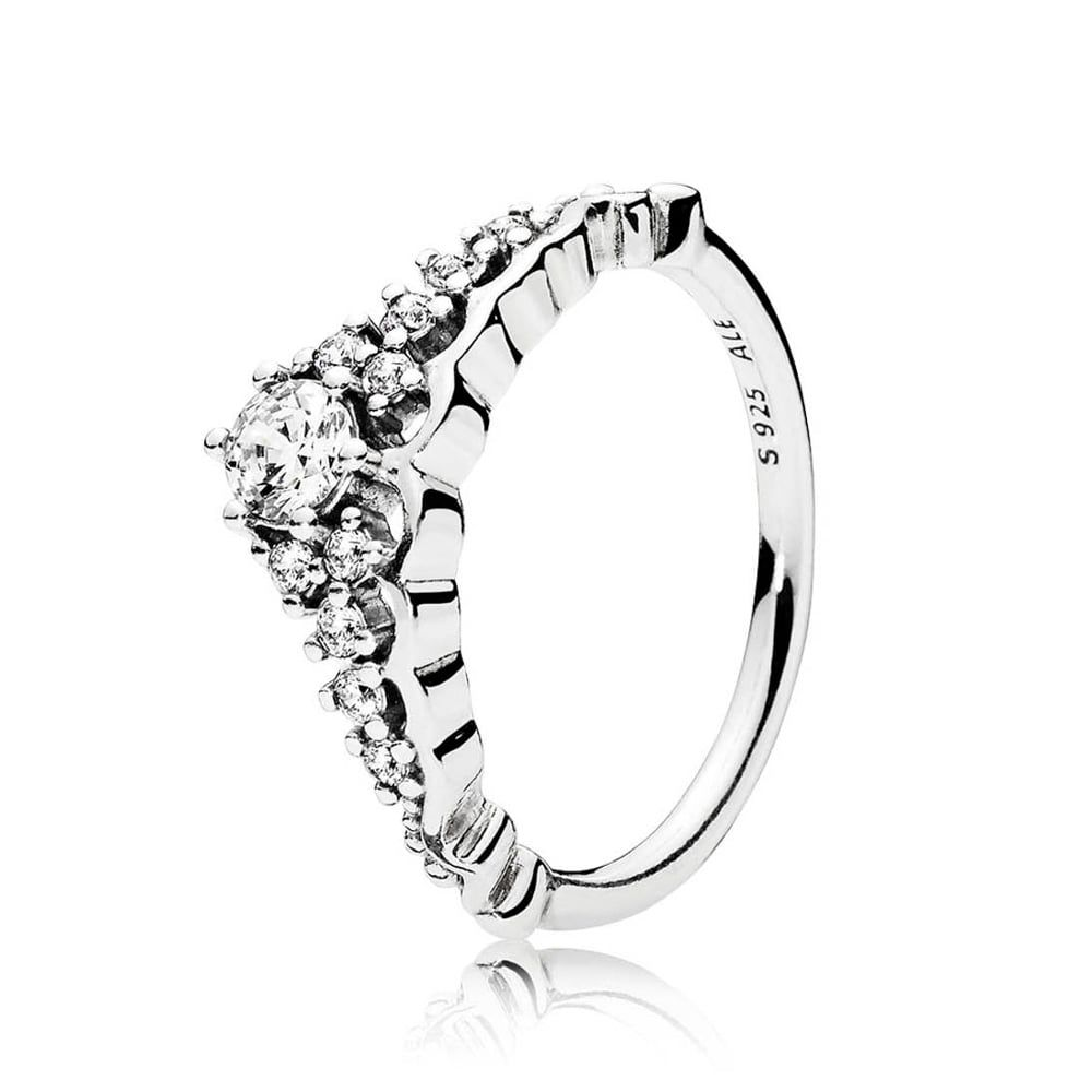 d00ac3aeb PANDORA Fairytale Tiara Ring | Stuff I Want | Tiara ring, Pandora ...