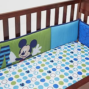 mickey mouse bumper