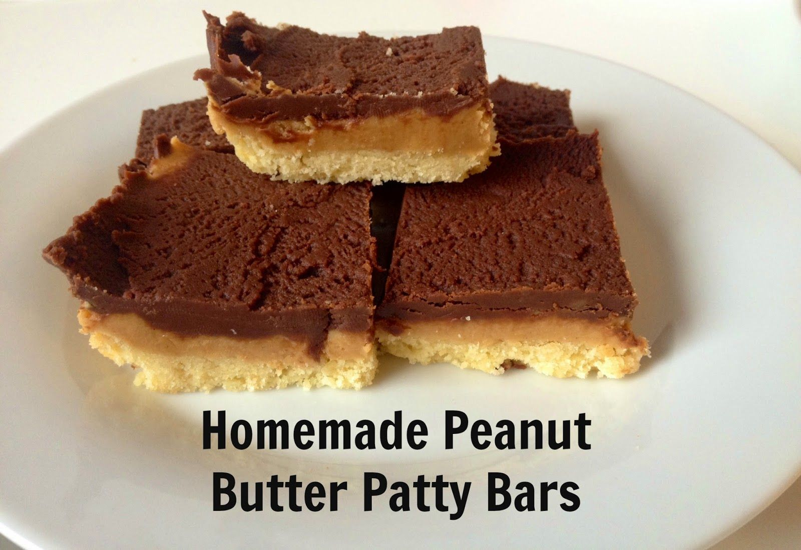 Homemade Peanut Butter Patty Bars Recipe, or Tagalongs. These are my favorite Girl Scout Cookies, and this recipe is a delicious copycat!