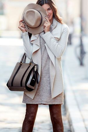 Clothing Fashion Forward A Neutral Color Palette