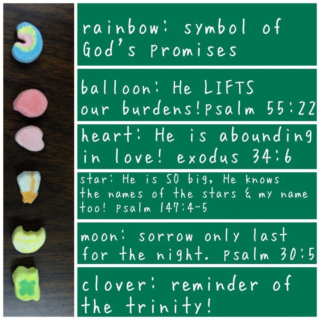Cute Idea St Patricks Day Kid S Church Lesson